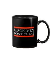Black Men Dont Cheat Unisex T-Shirt Mug thumbnail