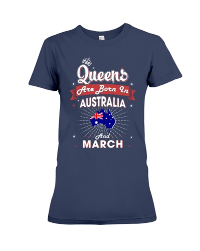 australia-March-QUEEN-2019
