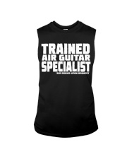 Air Guitar Specialist Sleeveless Tee tile