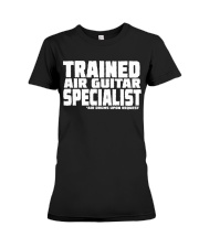 Air Guitar Specialist Premium Fit Ladies Tee tile