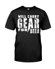 Gear for Beer Premium Fit Mens Tee front