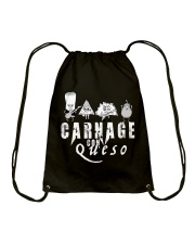Carnage con Queso Drawstring Bag tile