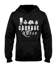 Carnage con Queso Hooded Sweatshirt thumbnail