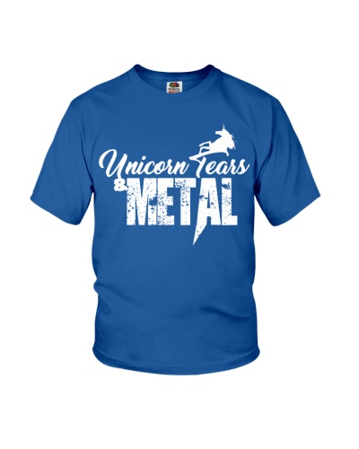 Unicorn Tears and METAL