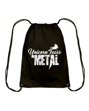 Unicorn Tears and METAL Drawstring Bag thumbnail