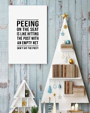 Dont be peeing 11x17 Poster lifestyle-holiday-poster-2