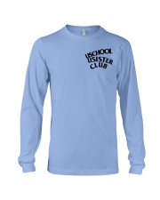 sd Long Sleeve Tee front
