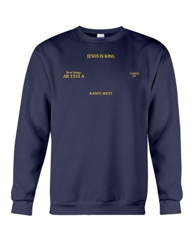 kanye west jesus is king merch sweatshirt