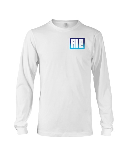 alejandro rosario merch logo long sleeve