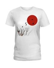 Dragon Sweater Designer  Ladies T-Shirt thumbnail