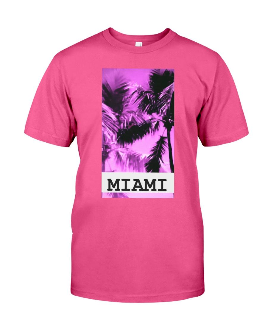 Palm Tree's Miami Classic T-Shirt