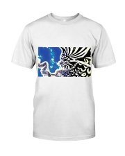 Underwater Dragon Classic T-Shirt tile