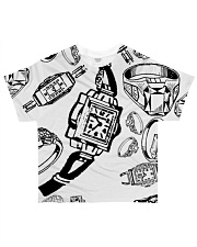 Rings  And Watchs Designer All-over T-Shirt thumbnail