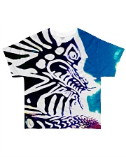Under water Dragon  All-Over T-Shirt tile