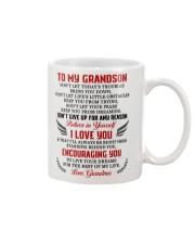 MY GRANDSON - GRANDMA Mug thumbnail