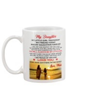 MY DAUGHTER -MOM - US Mug back