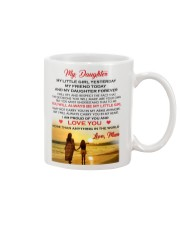 MY DAUGHTER -MOM - US Mug front