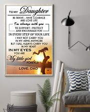 MY DAUGHTER  - DAD 24x36 Poster lifestyle-poster-1
