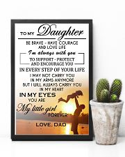 MY DAUGHTER  - DAD 24x36 Poster lifestyle-poster-8