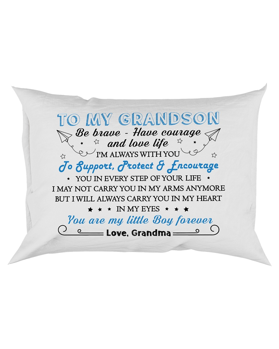 MY GRANDSON Rectangular Pillowcase