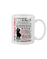 MY GIRLFRIEND - BFGFN920 Mug front