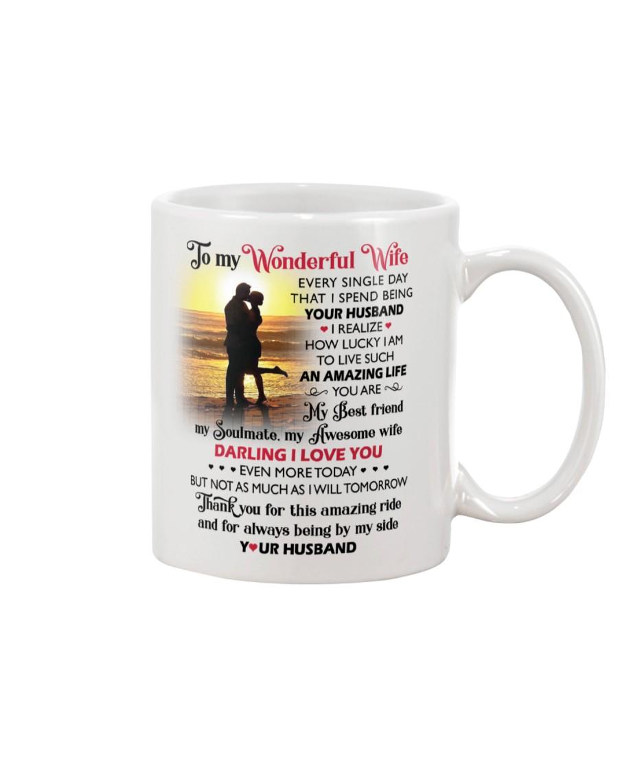 MY WIFE - HW19Q17A Mug