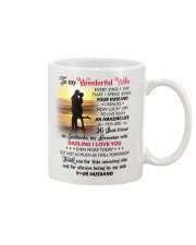 MY WIFE - HW19Q17A Mug front