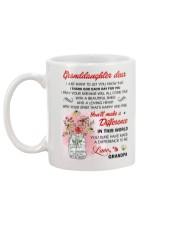 MY GRANDDAUGHTER - GPGDNA13 Mug back