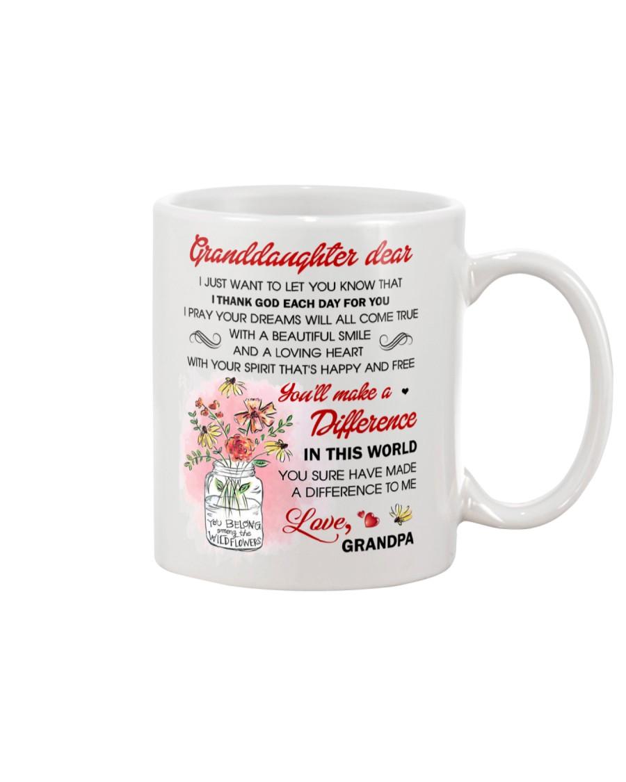 MY GRANDDAUGHTER - GPGDNA13 Mug
