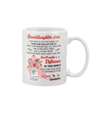 MY GRANDDAUGHTER - GPGDNA13 Mug front