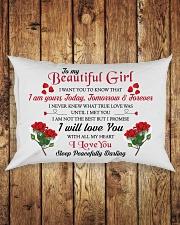 MY BEAUTIFUL GIRL Rectangular Pillowcase aos-pillow-rectangle-front-lifestyle-2