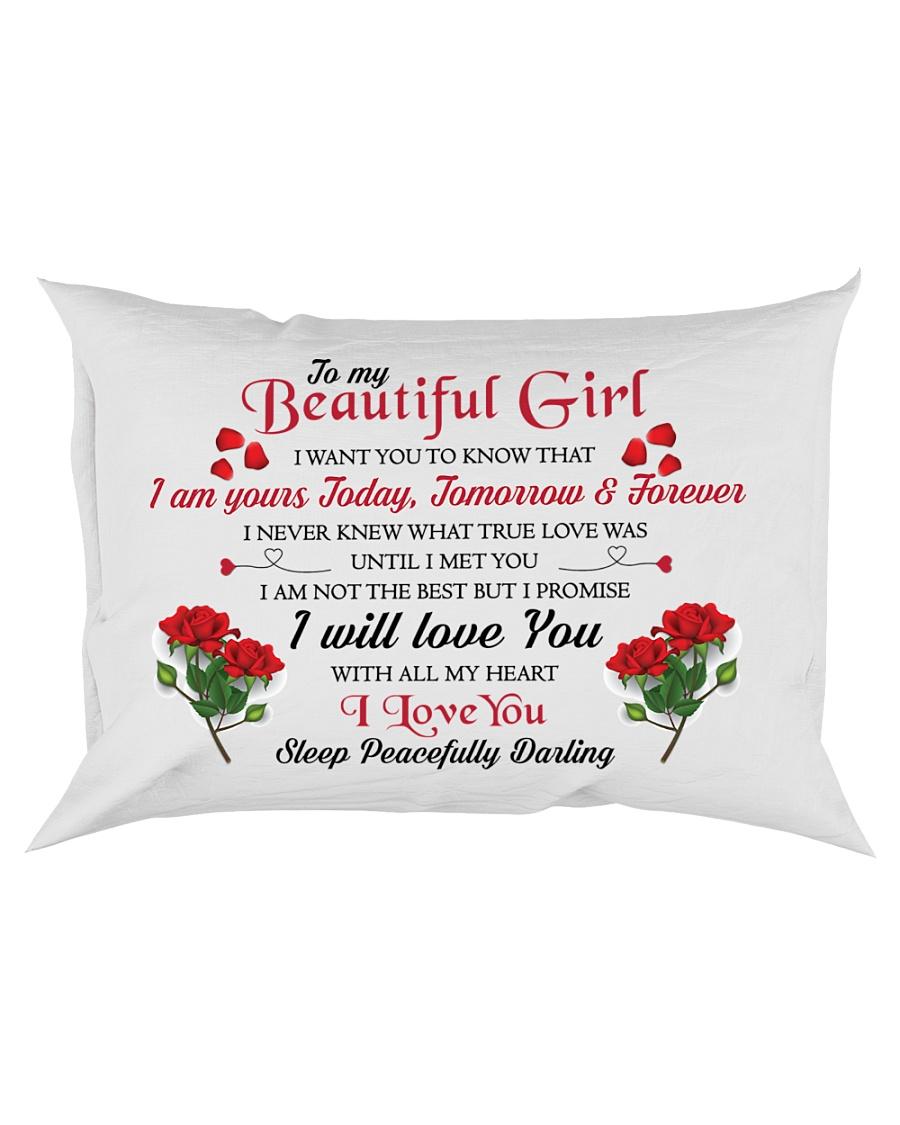 MY BEAUTIFUL GIRL Rectangular Pillowcase