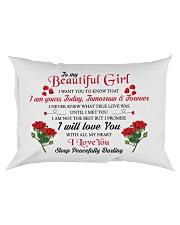 MY BEAUTIFUL GIRL Rectangular Pillowcase front
