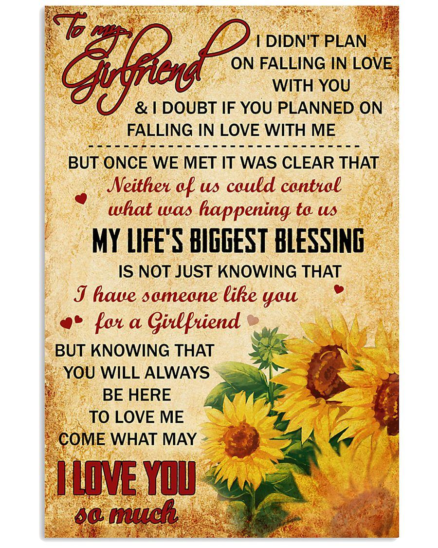 MY GIRLFRIEND - MM582 24x36 Poster