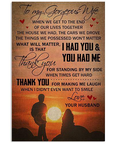 MY WIFE - HW356A