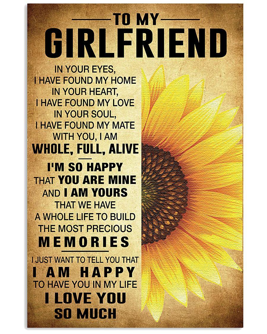 MY GIRLFRIEND - MM566 24x36 Poster