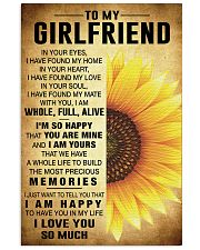 MY GIRLFRIEND - MM566 24x36 Poster front