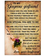 MY GIRLFRIEND - 469A 24x36 Poster front