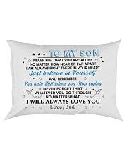 MY SON - DAD Rectangular Pillowcase thumbnail