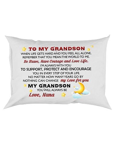 MY GRANDSON - NANA