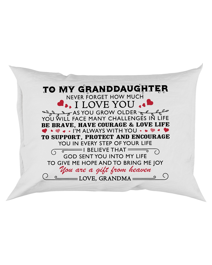 MY GRANDDAUGHTER  Rectangular Pillowcase