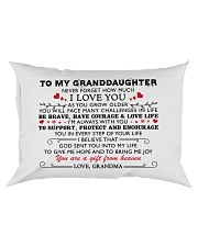 MY GRANDDAUGHTER  Rectangular Pillowcase front