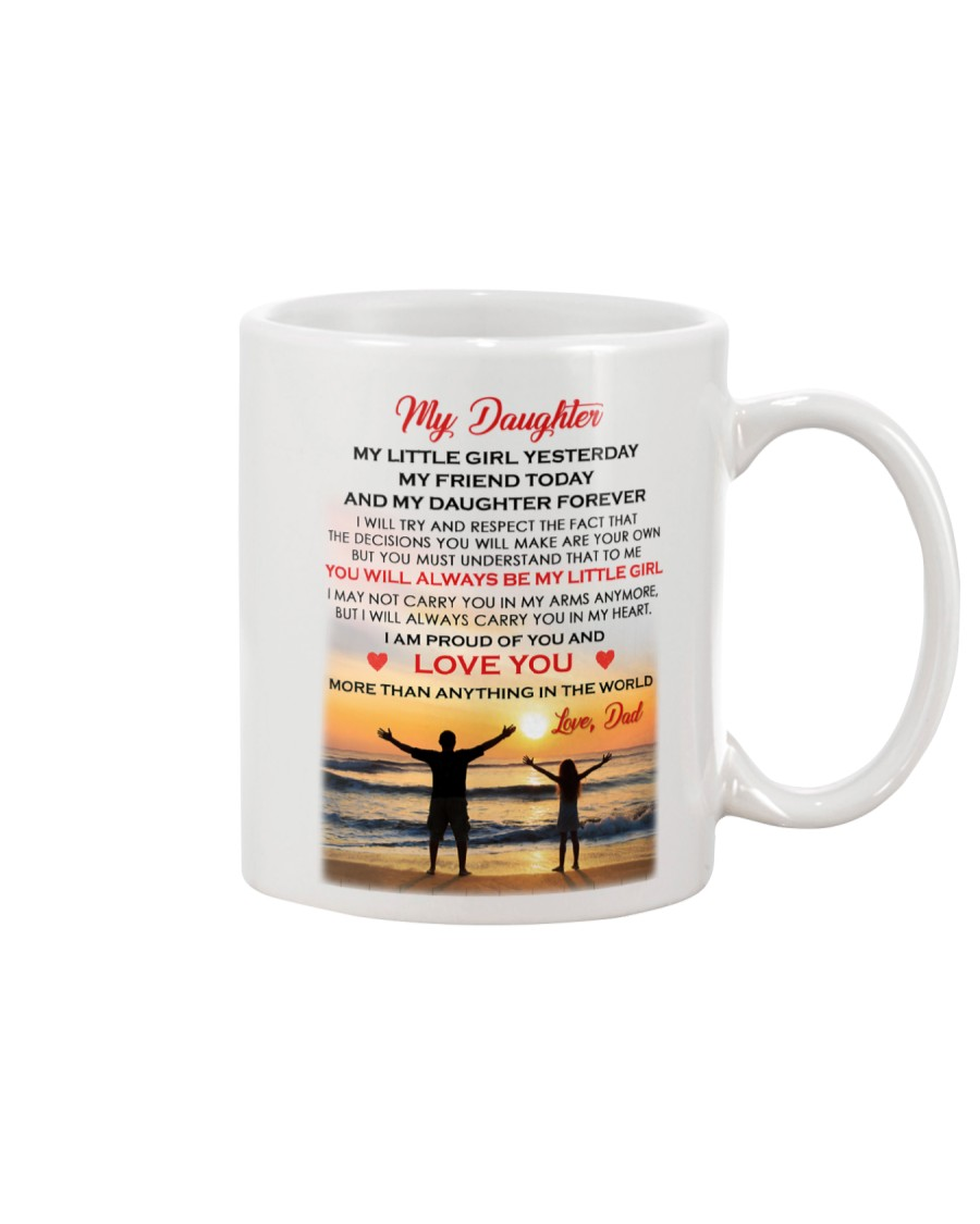 MY DAUGHTER - US Mug