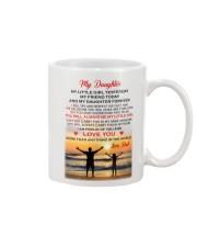 MY DAUGHTER - US Mug front