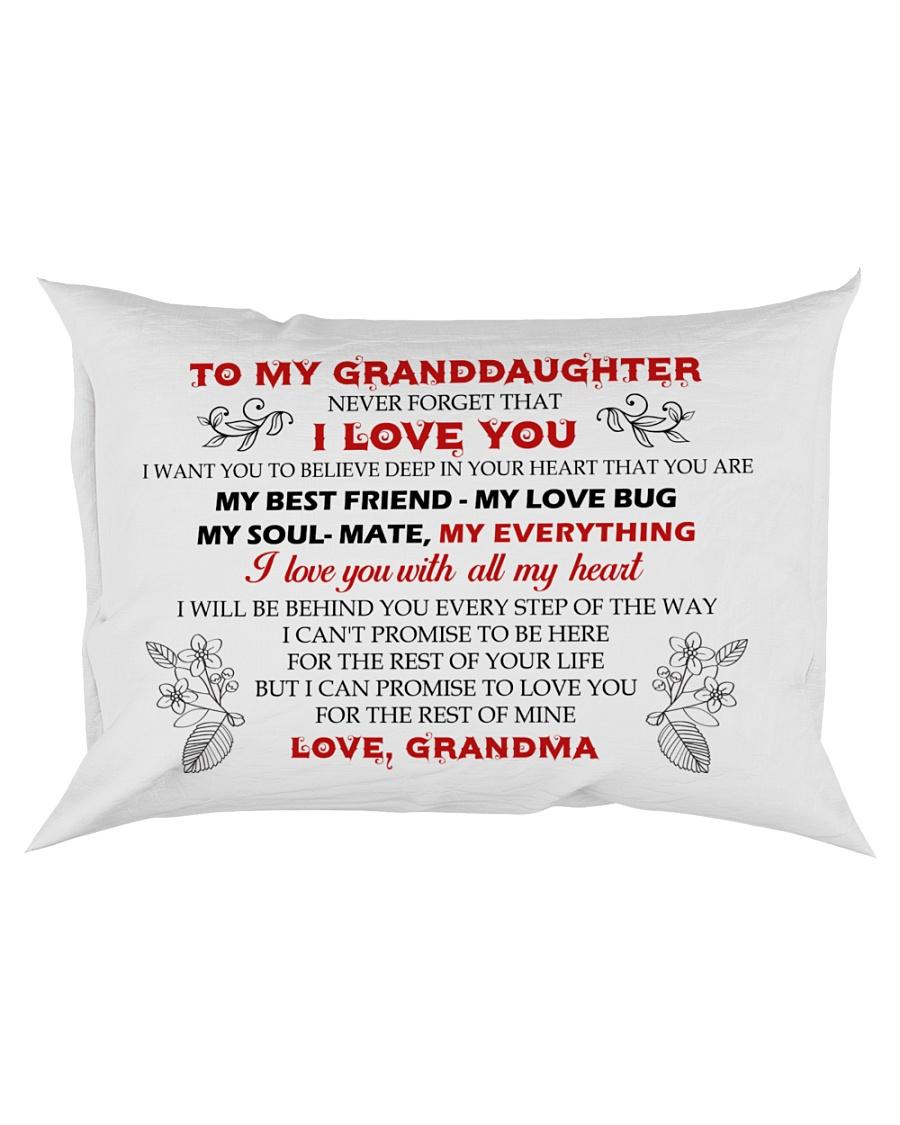 MY GRANDDAUGHTER Rectangular Pillowcase