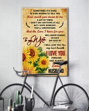 MY WIFE - HW20Q28 24x36 Poster lifestyle-poster-7