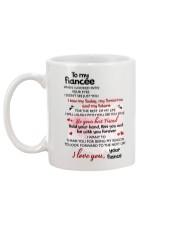 MY FIANCEE - FF20Q30 Mug back