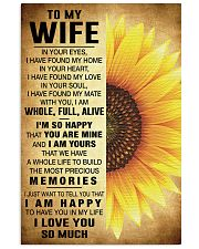 MY WIFE - HWMM566 24x36 Poster front