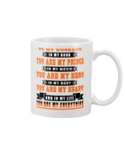 TO MY HUSBAND Mug front