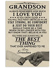 MY GRANDSON 24x36 Poster front
